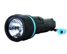 Lampe torche étanche krypton 1.7W