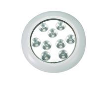 BIGSHIP LED sous-marine ronde 10-30V