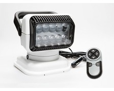 GOLIGHT Projecteur LED 12V + radio commande