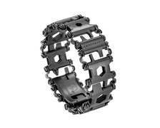 LEATHERMAN bracelet Tread noir métrique