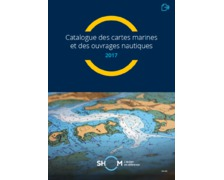 SHOM Catalogue des cartes