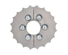 SLC Coupe orin Inox anode collier diamètre arbre 30 mm