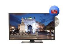 STANLINE Téléviseur 24 HD dalle inversé + lecteur DVD