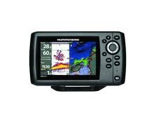 HUMMINBIRD Combiné GPS Helix 5 G2 CHIRP sonde traversante