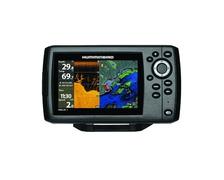 HUMMINBIRD Combiné GPS Helix 5 G2 CHIRP DI sonde traversante