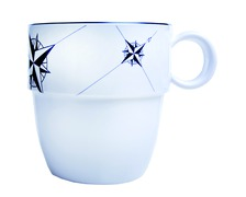 MARINE BUSINESS Mugs NORTHWIND les 6