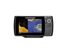 HUMMINBIRD Combiné GPS Helix 7 G3N CHIRP MEGA DI sonde trave