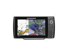 HUMMINBIRD Combiné GPS Helix 10 G3 CHIRP sonde TA