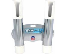 SEANOX Porte cannes Inox double