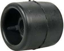 Galet Ø75 x 75mm alésage 22mm