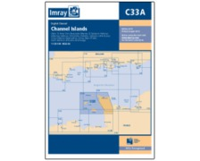 IMRAY Carte C33A Channel Islands (North)