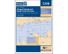 IMRAY Carte C33B Channel Islands (South)
