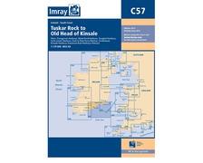 IMRAY Carte C57 from Tuskar Rock to Old Head of Kinsale