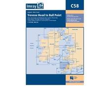 IMRAY Carte C58 from Trevose Head to Bull Point