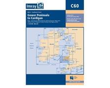 IMRAY Carte C60 from Gower Peninsula to Cardigan