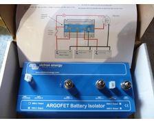 VICTRON Argofet 100A - 2 batteries