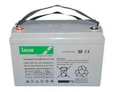 LUCAS Batterie AGM 150Ah
