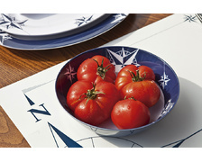 MARINE BUSINESS Assiettes creuses NORTHWIND les 6