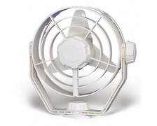 HELLA Ventilateur Turbo 2 vitesses Blanc 12v
