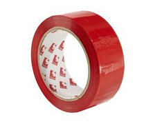 SCAPA Ruban de masquage PVC 19mm rouge 2210