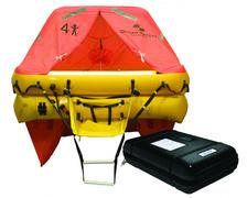 OCEAN SAFETY Radeau de survie Ultralite 12 personnes - 24 H