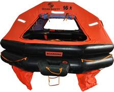 OCEAN SAFETY Radeau de survie SOLAS A 8 pl