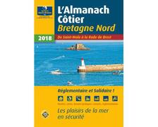 Almanach côtier Bretagne Nord 2018