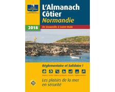 Almanach côtier Normandie 2018