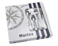COULEUR MER Marina couverts 24 pièces
