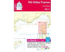 NV Charts Atlas Corse FR 11