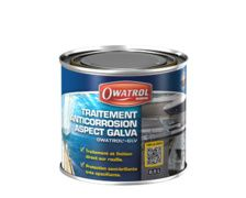 OWATROL Traitement Anticorrosion Aspect Galva 1/2L