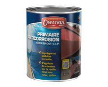 OWATROL Primaire anticorrosion à séchage rapide 0,75L