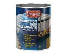 OWATROL protection bois anti-dérapante 1L