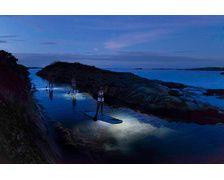 NAVISAFE Glowtube Eclairage Sous marin portable