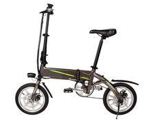 """Mpman Vélo avec assistance électrique pliant jantes 16"""""""
