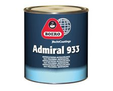 BOERO Admiral 933+ Antifouling érodable Rouge 0,75