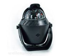 LALIZAS Compas LED sur étrier 12V noir