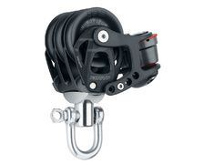 HARKEN 60mm Element Triple emerillon/ringot/150 Cam