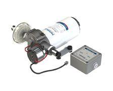 MARCO UP14/E Groupe d'eau régulé 12/24V - 46L/min