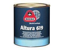 BOERO Altura619+ Antifouling Matrice Dure Premium Blanc 0,75