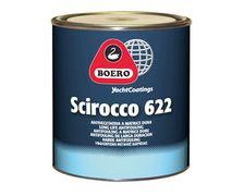 BOERO Scirocco 622+ Antifouling matrice dure bleu 0,75