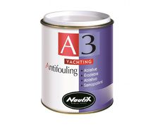 NAUTIX A3 Yachting Antifouling érodable Bleu France 0,75L