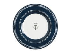 MARINE BUSINESS Assiettes desserts SAILOR SOUL, les 6