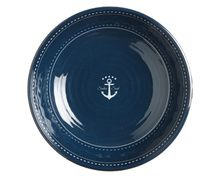 MARINE BUSINESS Assiettes creuses SAILOR SOUL, les 6