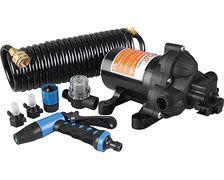 Kit pompe de lavage 12V 20L/min