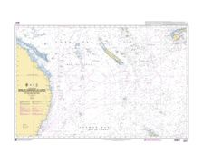SHOM 6670 à plat Mers de Tasman et du Corail