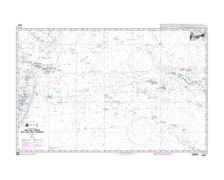 SHOM 6880 à plat Des îles Tonga à l'archipel des tuamotou