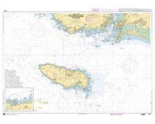SHOM 7139 à plat De Talut à Gâvres-île de Groix