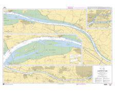 SHOM 7396 à plat  Cours de la Loire