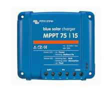 VICTRON Régulateur BlueSolar MPPT 12/24V - 75V / 15A